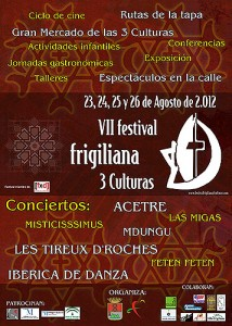 Tapas ruten i Frigiliana 23-26 August